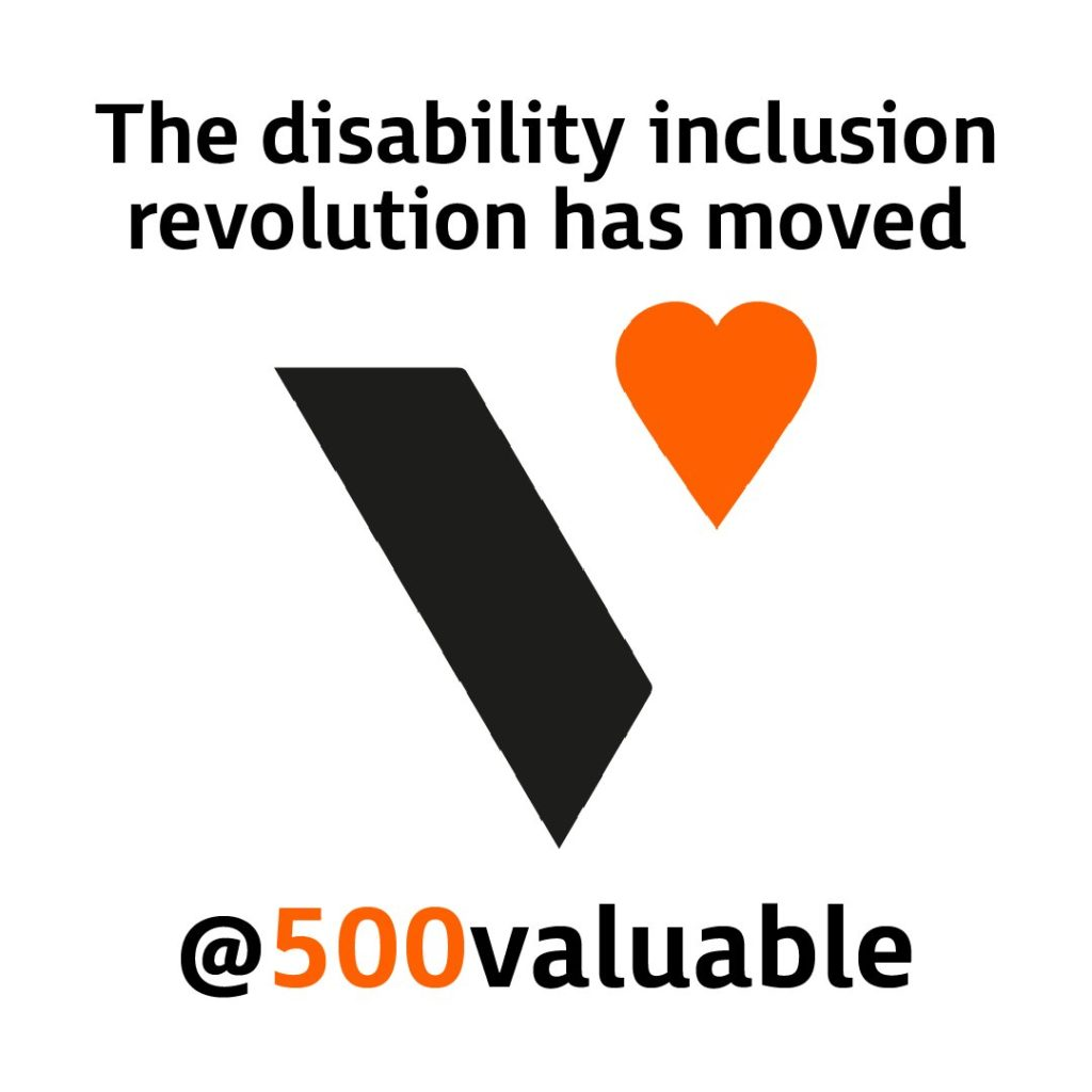 The Valuable 500 - logo